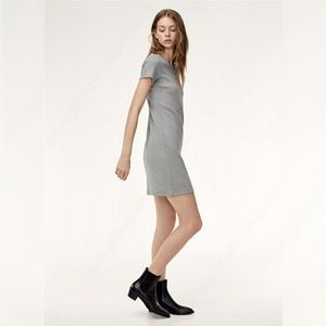 Wilfred Free Yumi Dress H. Mid Grey